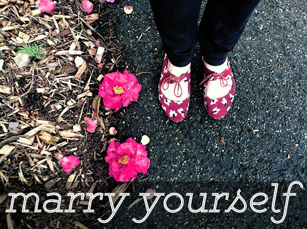 marry yourself